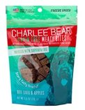 Charlee Bear Beef Liver & Apples Grain Free Meaty Bites