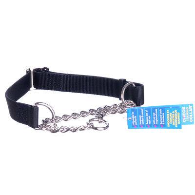 "Check-Choke Training Collar, 3/8""W x 8""-10""L"