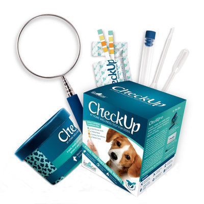 CheckUp At Home Test Kit for Dogs