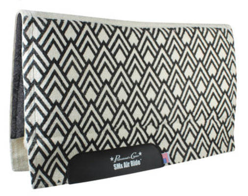 Chevron Comfort-Fit SMx Air Ride Saddle Pad