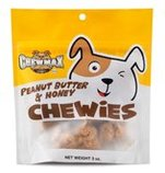 ChewMax Peanut Butter & Honey Chewies