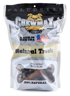 3 lb Value Bag ChewMax Back Strap