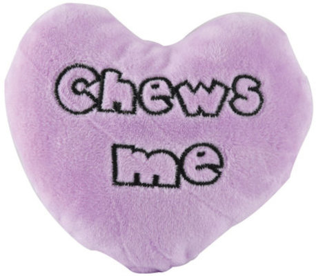 Chews Me Plush Conversation Heart