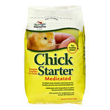 Medicated Chick Starter, 5 lb bag