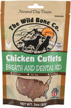 Chicken Cutlets - Breath & Dental Aid Natural Dog Treats