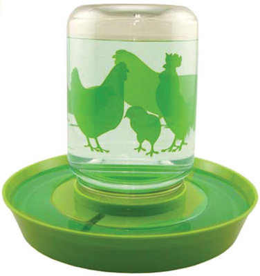 Lixit Chicken Waterer/Feeder