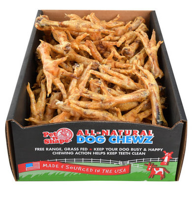 Chicken Feet, 100 ct