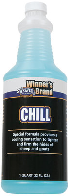 Chill - Sheep and Goat Grooming Aid, 32oz
