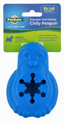 Chilly Penguin Freezable Treat Toy