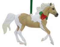Chincoteague Pony Beautiful Breeds Ornament