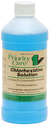 Chlorhexidine Disinfectant Solution