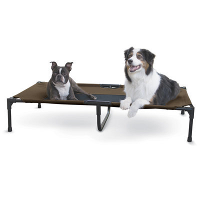 Chocolate K&H Original Pet Cot, X-Large