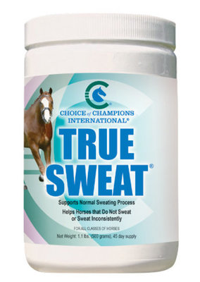 Choice of Champions True Sweat™, 500 g