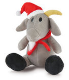 Plush Farm Animals Christmas Dog Toys