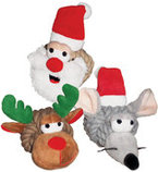 Christmas Rope Heads, 3 pack