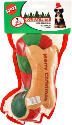Christmas Toy Stockings for Dogs