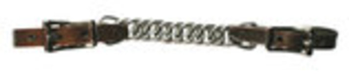 """Circle Y 4.5"""" Double Flat Link Curb Chain"""