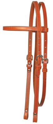 "Circle Y 5/8"" Browband Headstall"