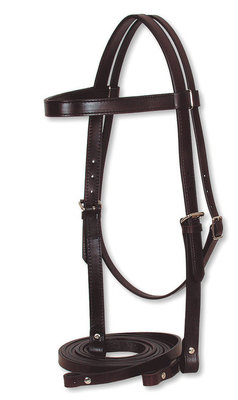 Circle Y Draft Horse Headstall and Reins