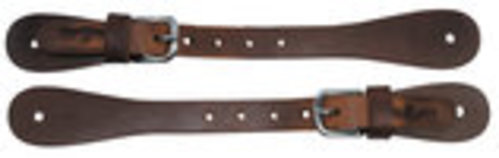 Circle Y Men's Plain Spur Straps