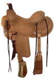 Circle Y Oakdale Ranch Saddle, Regular Tree