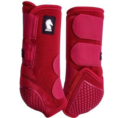 Classic Equine Legacy2 Flexion Boots, Fronts