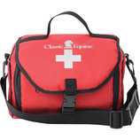 Classic Equine Med Bag, Red