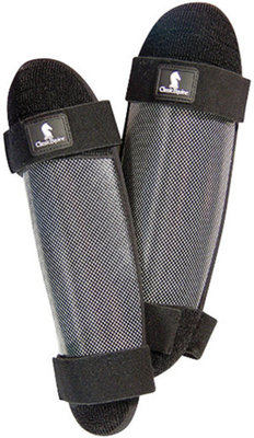Classic Equine Shin Guards, pair