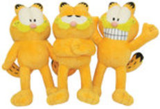 Classic Garfield Plush Toy
