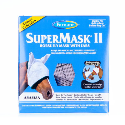 SuperMask II Classic with Ears, Arabian