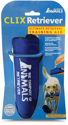 CLIX Retriever Dog Trainer, 7""