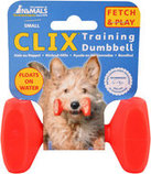 CLIX Training Dumbbells, Red