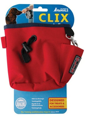 CLIX Dog Training Treat Bag