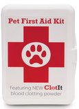 ClotIt First Aid & Blood Stopping Kit for Animals