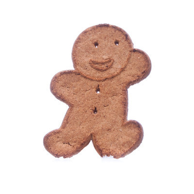 Holiday XXL Gingerbread Biscuits
