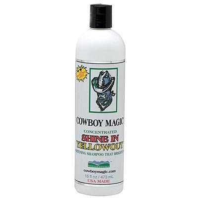 Cowboy Magic Shine In Yellowout, 16 oz