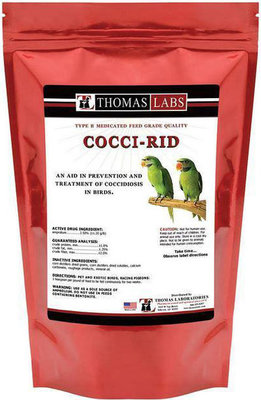 Cocci Rid, 16 oz Powder