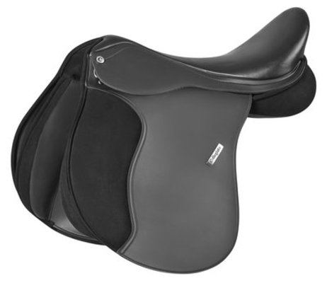 Collegiate Chatsworth All Purpose Saddle, Black