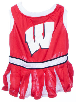 Collegiate Cheerleader Dress