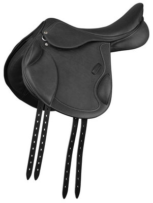 Collegiate Degree MonoFlap Event Saddle