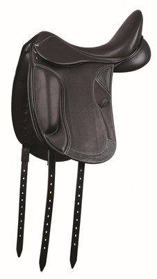 Collegiate Integrity Mono Flap Dressage Saddle