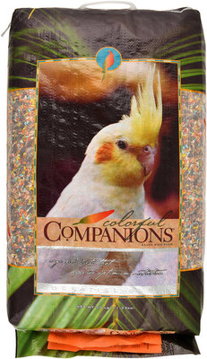 Colorful Companions Cockatiel Blend
