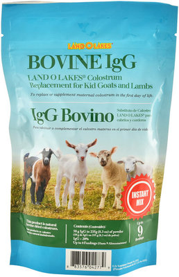 Colostrum Replacement for Kids, Goats, & Lambs