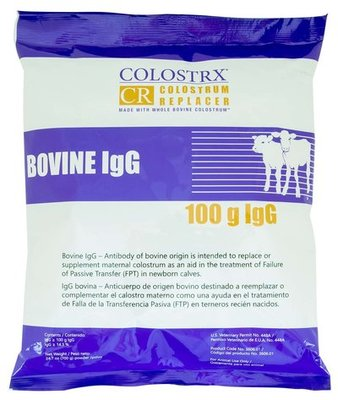 Colostrx CR Colostrum Replacer, 500 grams