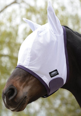 ComFiTec Essential Airflow Fly Mask with Ears