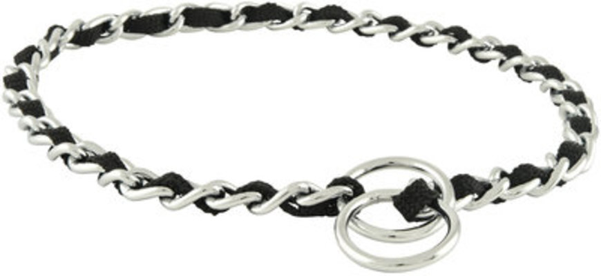 "Comfort Chain Collar, 12"" (2 mm)"