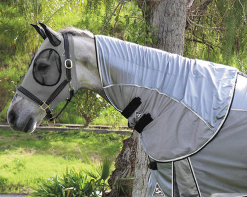 Comfort-Fit Fly Neck Cover
