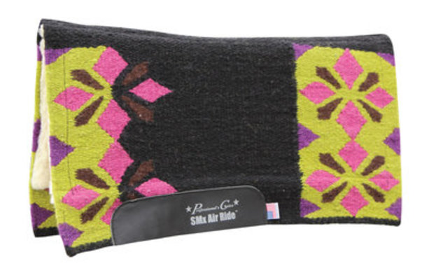 SMx Air Ride Sparkle Saddle Pad