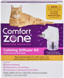 Comfort Zone with Feliway Plug-In Kit