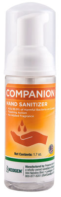 Companion Foaming Hand Sanitizer